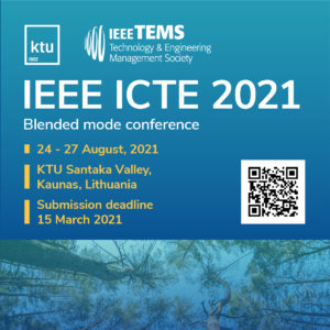 IEEE ICTE 2021